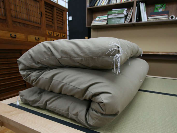 Traditional Japanese Futon Mattress