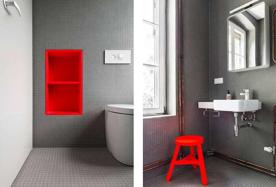 Steal This Look Industrial Berlin Bathroom Remodelista - Remodelista bathroom
