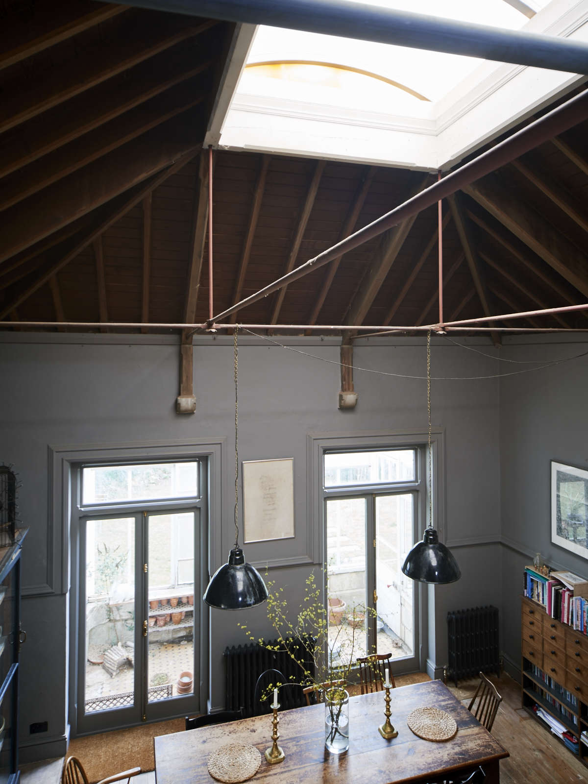 See niki turners previous residence at divine intervention the providence chapel in wiltshire