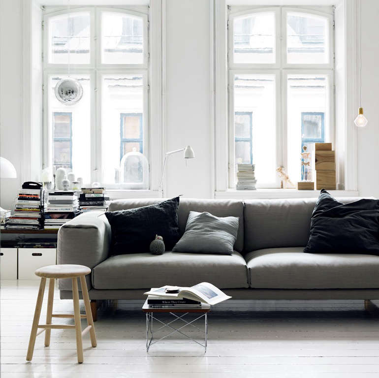 10 Easy Pieces The New Nordic Sofa Remodelista