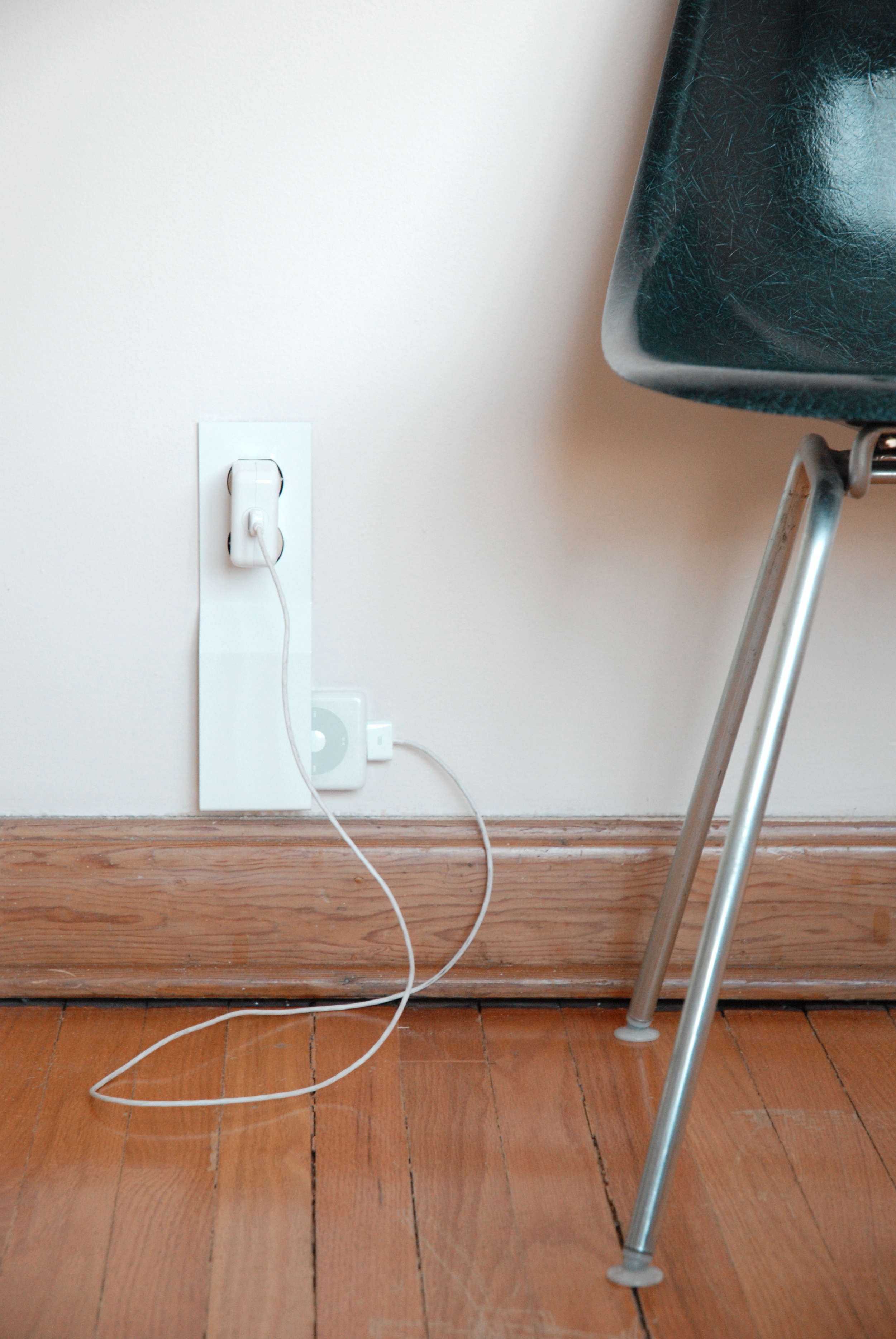 thom-fougere-studio-charger-clutch-wall-remodelista