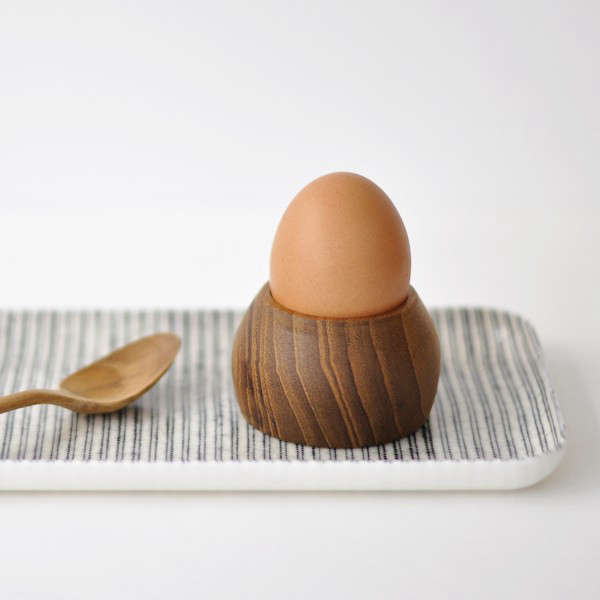 wooden egg cup from neest