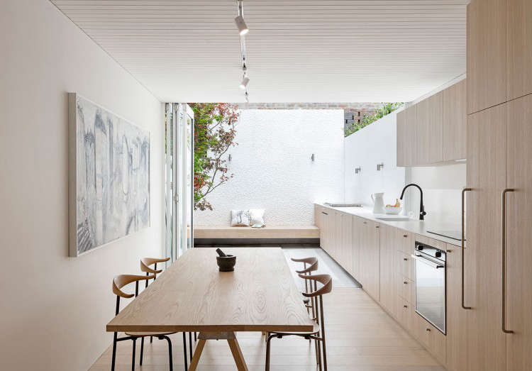 Kitchen of the Week: Indoor-Outdoor Cooking in Sydney ...