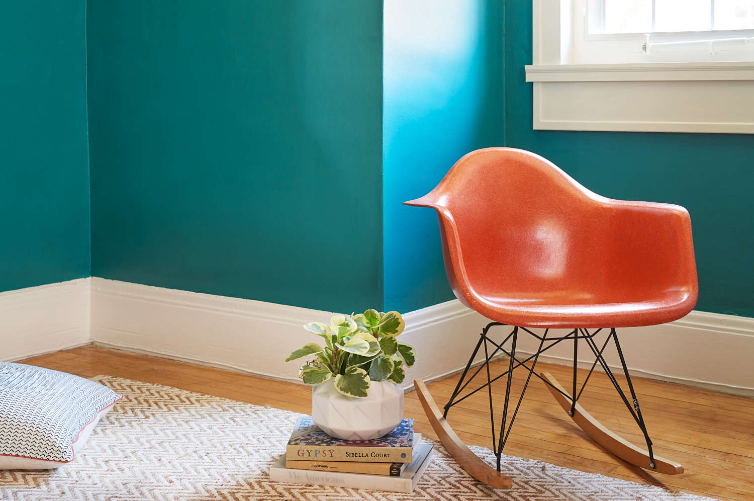 A Vibrant Office Update From Farrow Amp Ball Remodelista