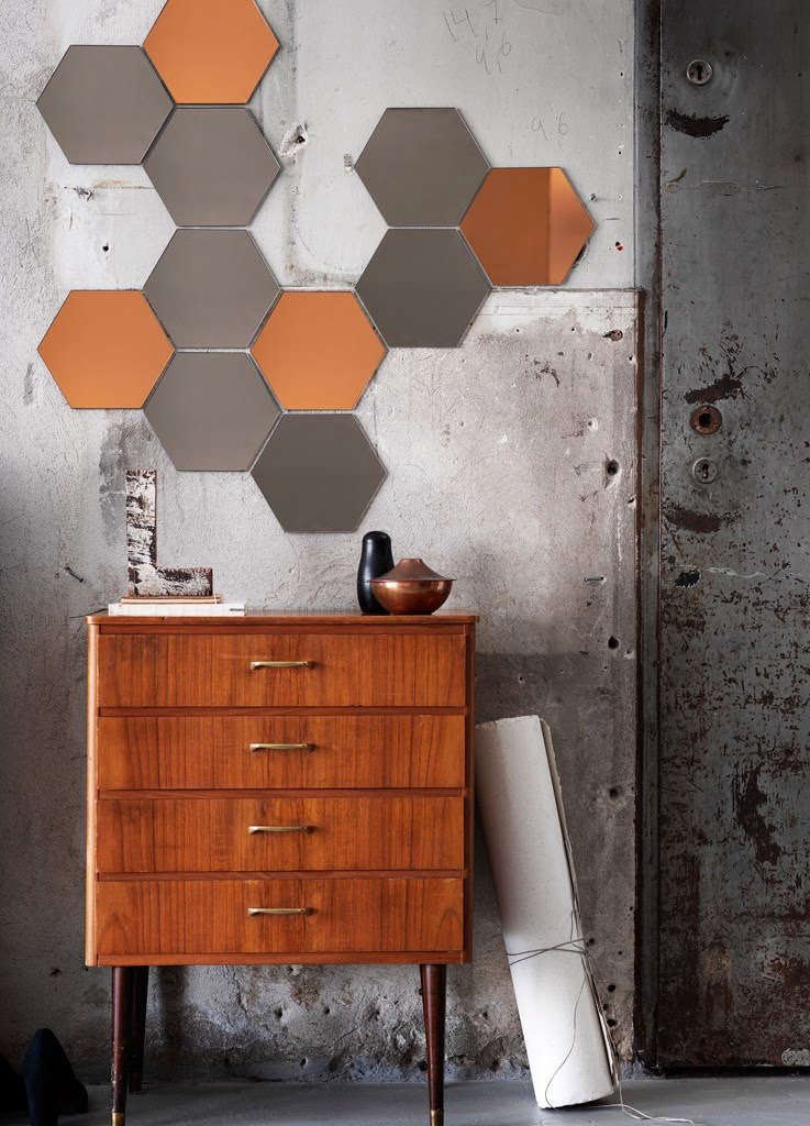 trend alert 9 tinted decorative mirrors remodelista. Black Bedroom Furniture Sets. Home Design Ideas