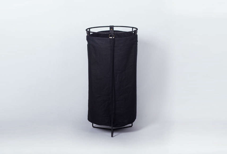 Hardwearing laundry hampers from new zealand remodelista - Superhero laundry hamper ...