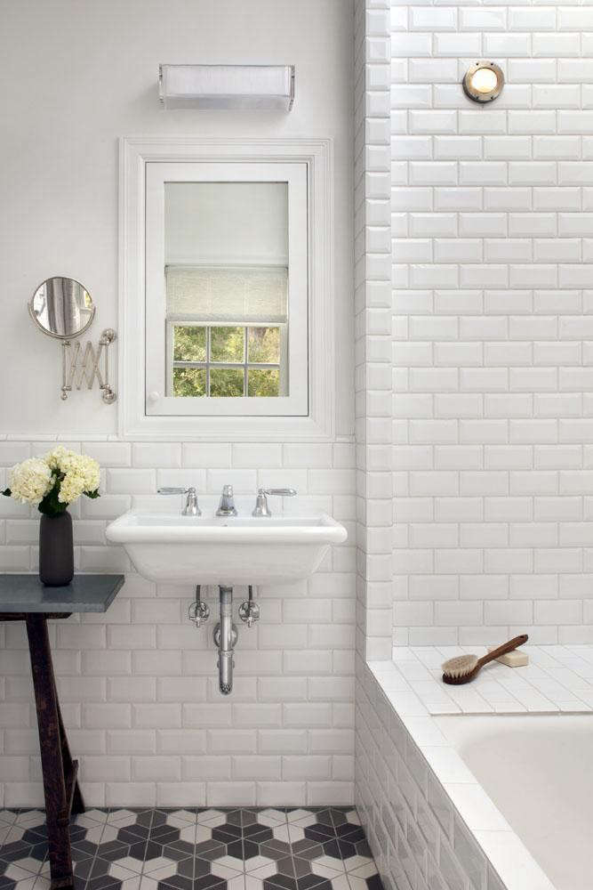 White Bathrooms 10 favorites: white bathrooms from the remodelista designer