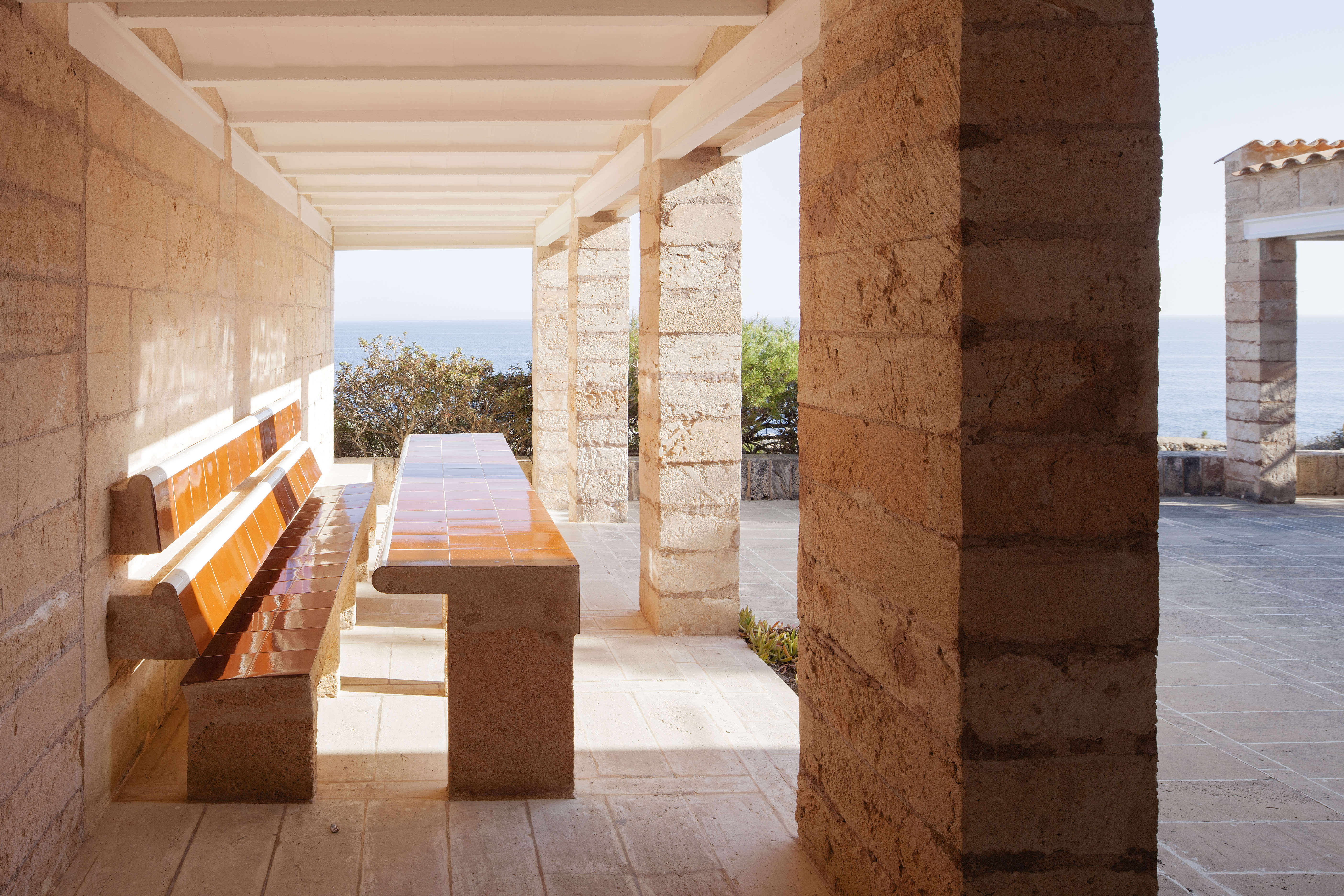 An Architect S Indoor Outdoor Dreamscape In Mallorca