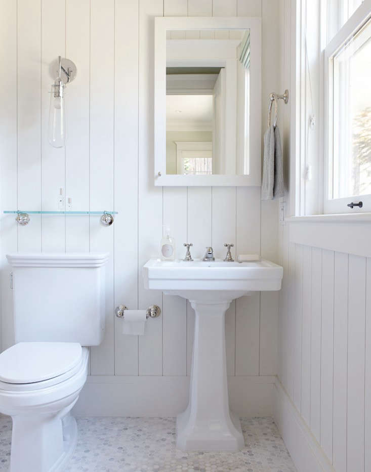 All White Bathroom 10 favorites: white bathrooms from the remodelista designer