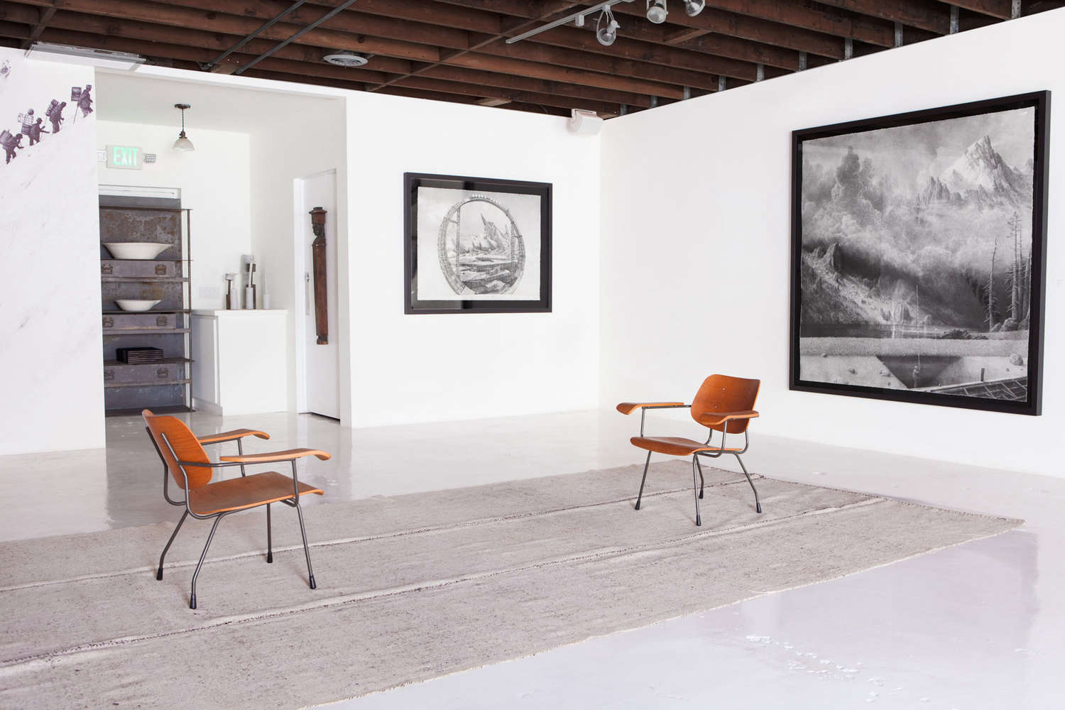 Revive Stained Concrete Floors