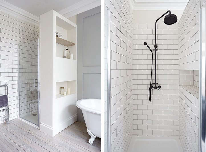 Favorites White Bathrooms From The Remodelista Designer