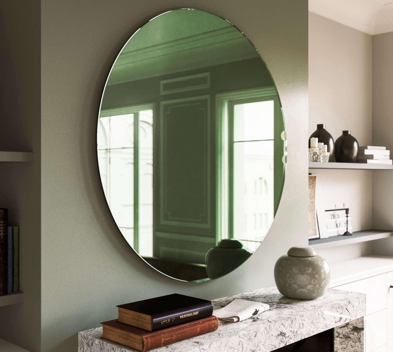 Trend Alert 9 Tinted Decorative Mirrors Remodelista