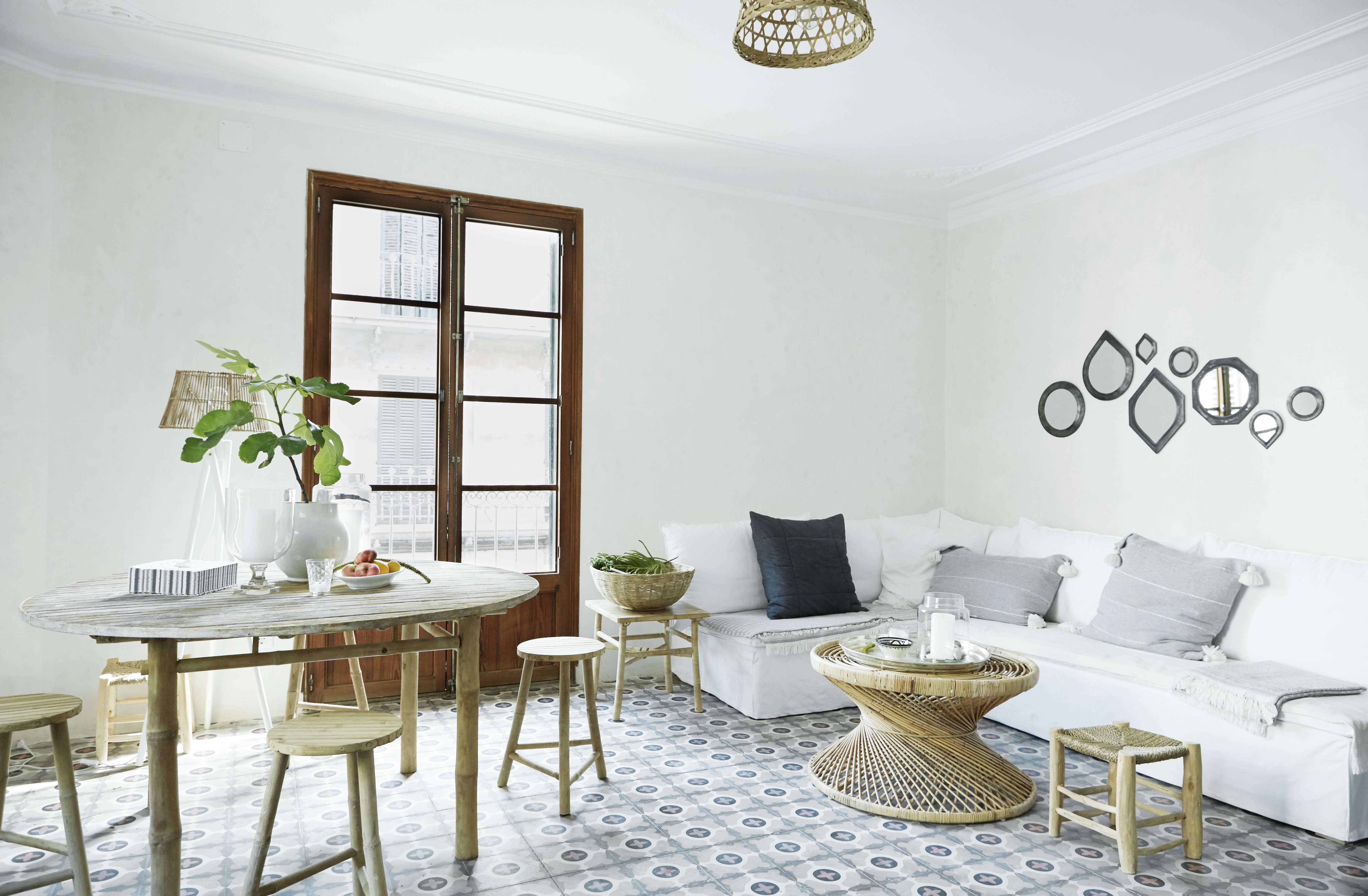 Steal this look an artful apartment in palma mallorca - Living palma ...