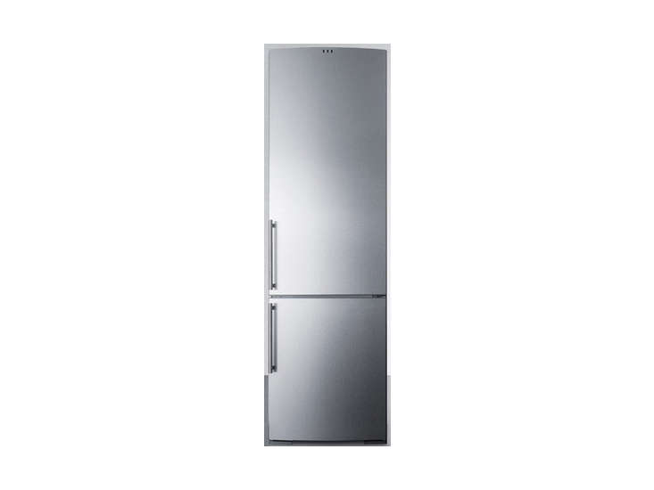 24 Inch Counter Depth Bottom Freezer Refrigerator Aj