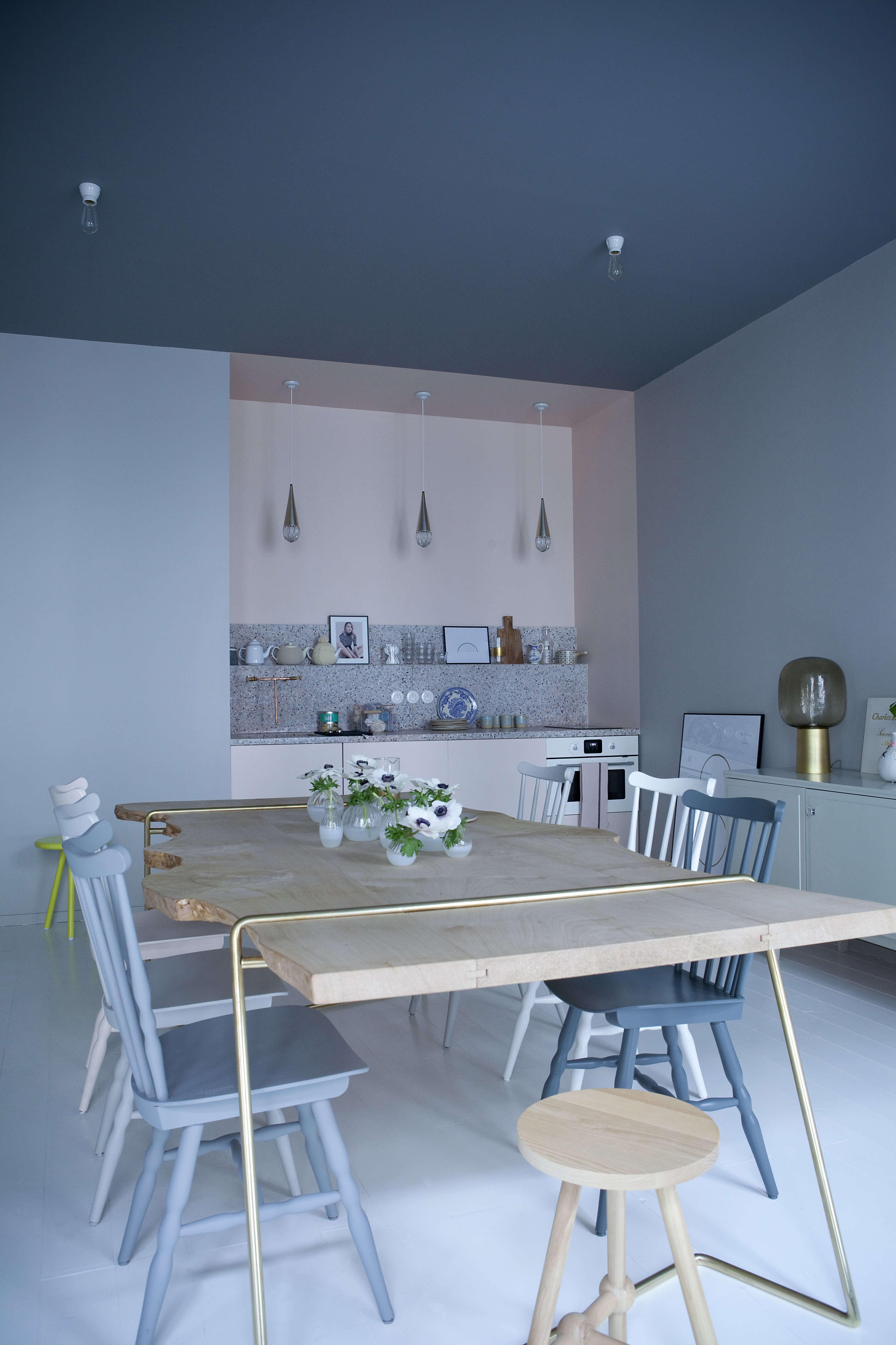 Maison Du Monde Terrazzo chez marie sixtine: the chicest new guest pad in paris