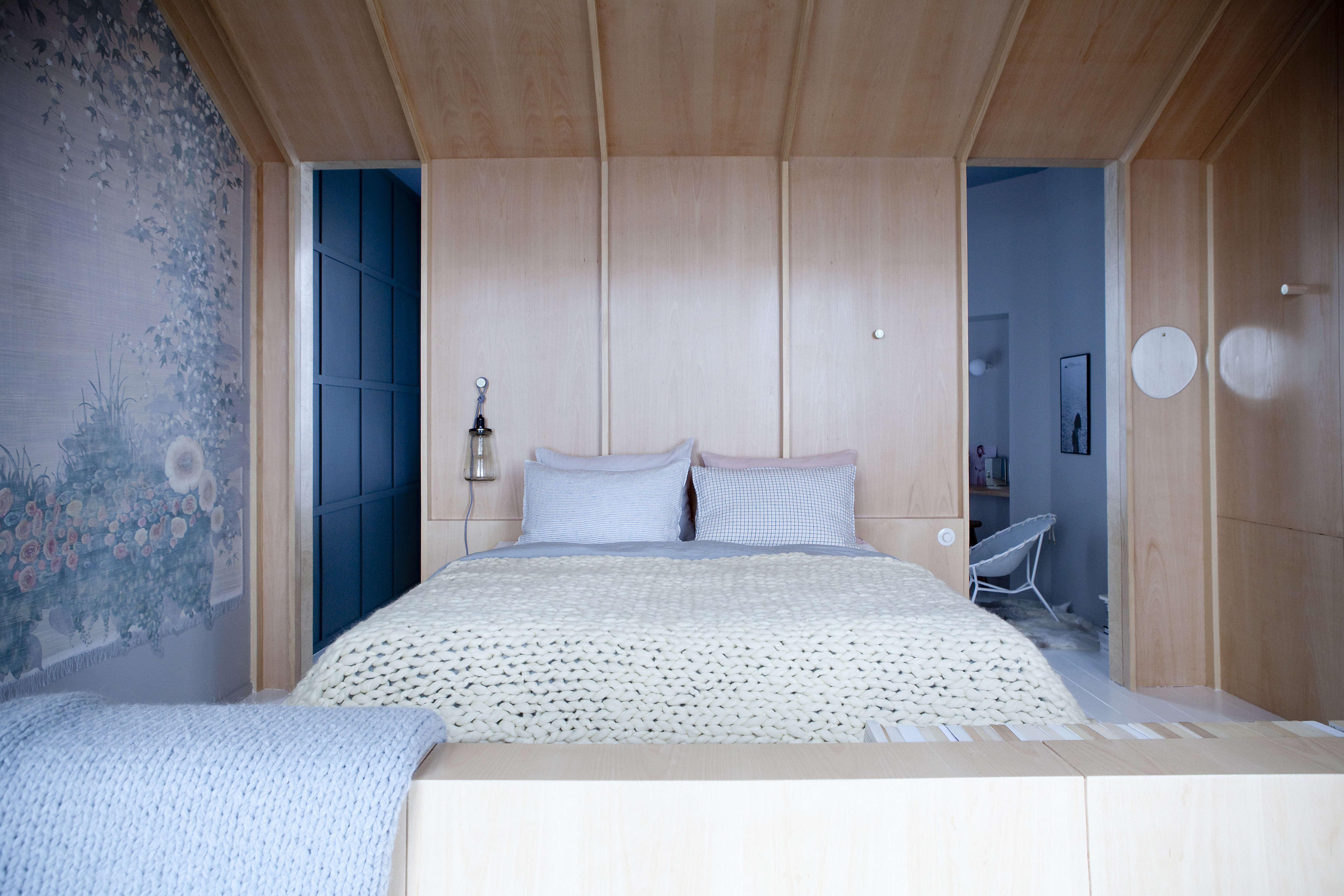 Chez Marie Sixtine: The Chicest New Guest Pad in Paris | Remodelista ...
