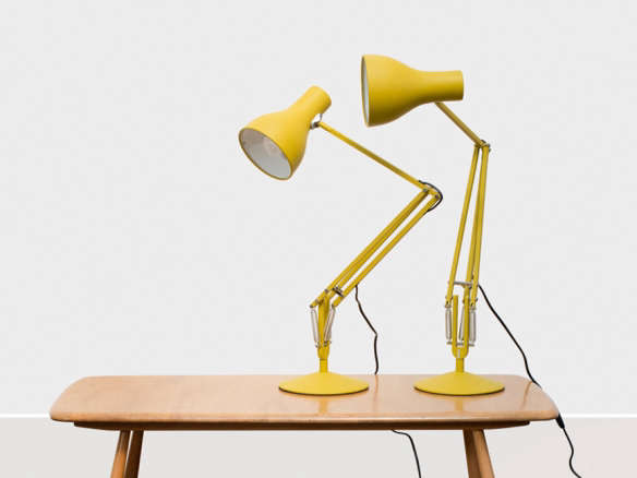 Margaret Howell Anglepoise Type 75, Colorful Desk Lamps