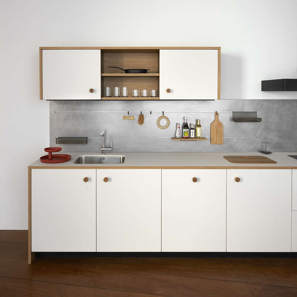 Kitchen Of The Week Jasper Morrison S First Modular