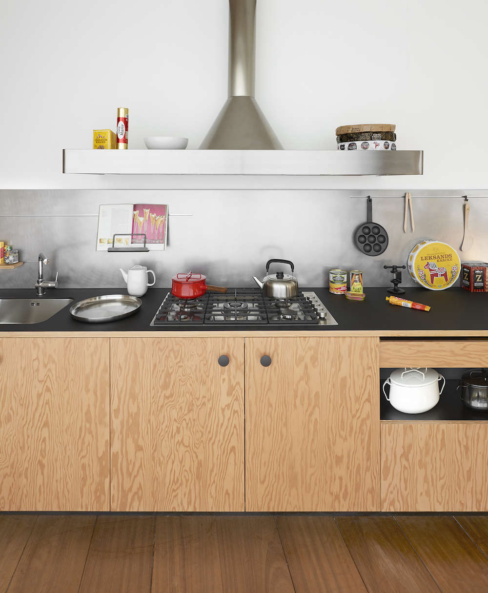 Kitchen of the week jasper morrison 39 s first modular - Schiffini cucine ...