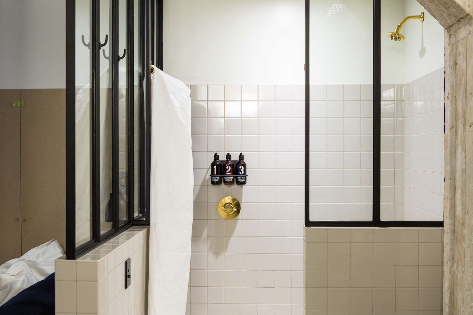 Steal This Look A Cinematic Bath in DTLA Ace Hotel Products