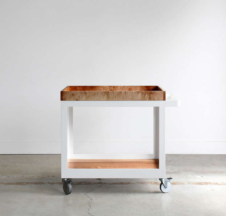 Rustic and refined chadhaus furniture in seattle remodelista sourcebook for the considered Home bar furniture seattle