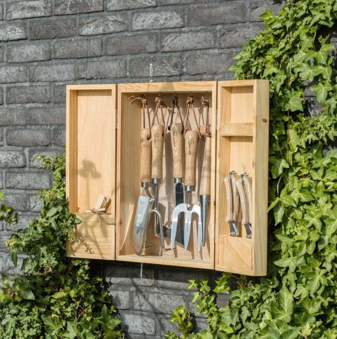 Object Of Desire A Box Set Of Garden Tools From Belgium