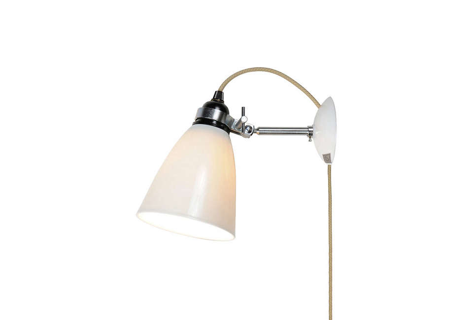 Hector Best Wall Sconce - 10 Easy Pieces: Plug-In Wall Task Lights - Remodelista