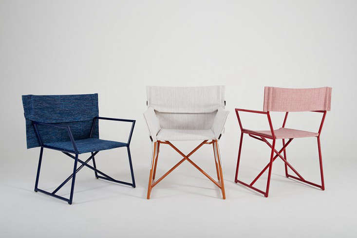 Outdoor Furniture Folding Camp Chairs From Italy Gardenista