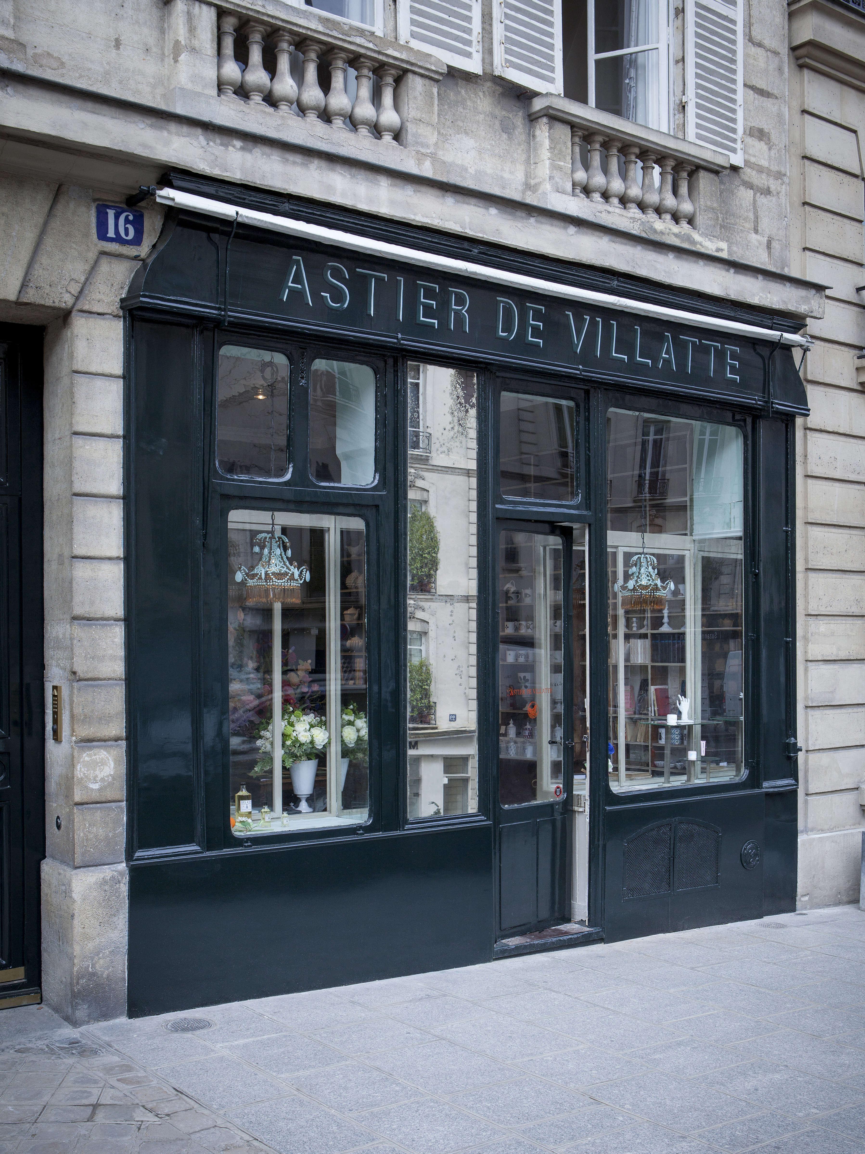 Ceramics in the springtime astier de villatte 39 s new paris boutique rem - Astier de villatte prix ...