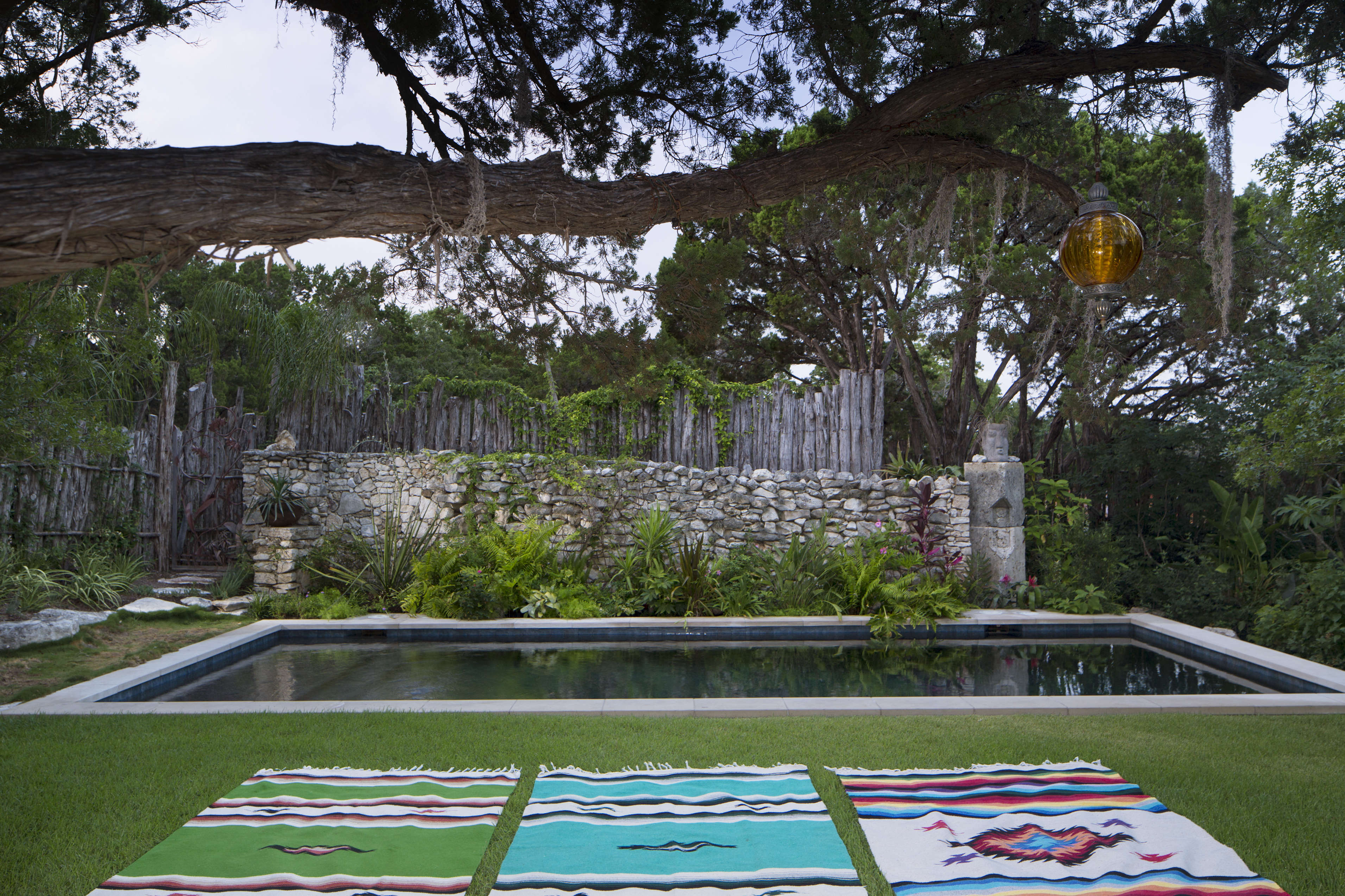 Landscape Architect Visit: At Home With Tait Moring In Austin, TX