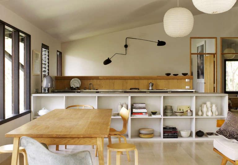 A Young Australian Designers Inventive Cabin Makeover Ikea Upgrade Included portrait 12