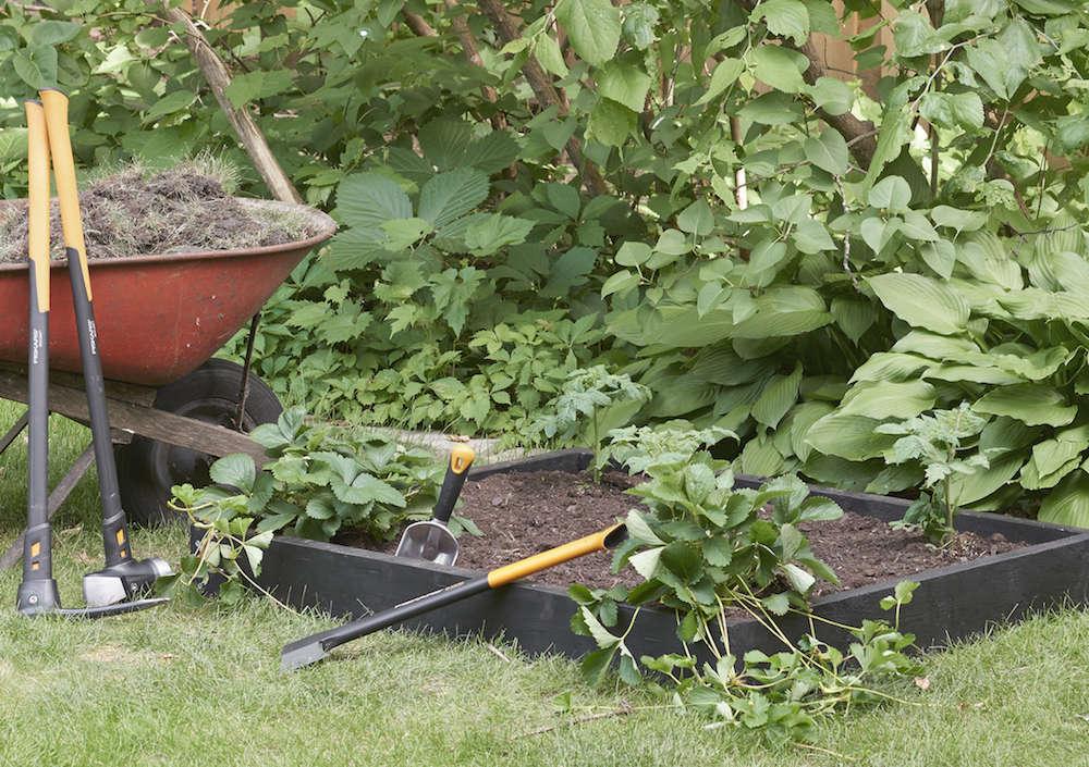 Fiskars Home Improvement + Gardening Tools   Gardenista