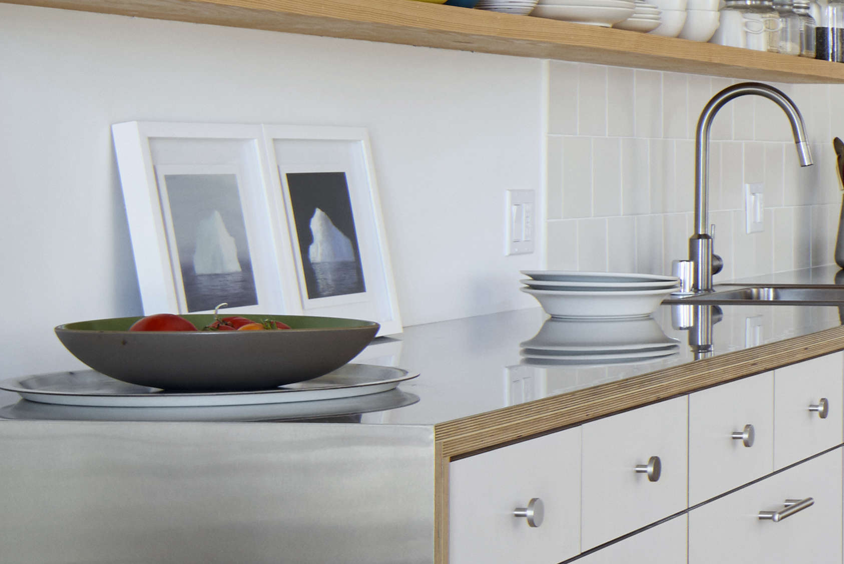Kitchen of the Week: A Budget Kitchen Rehab in a Santa Monica ...