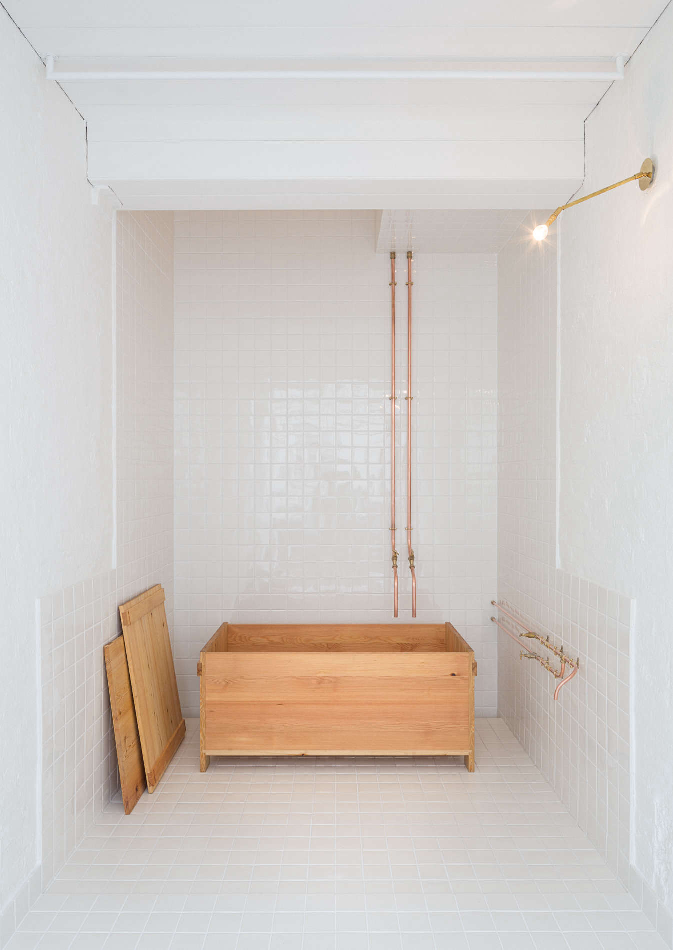 The Home Spa Reimagined, from a Dutch-Finnish Designer