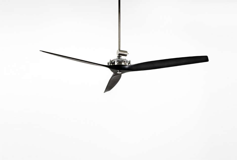 Boffi Air Fan in Black
