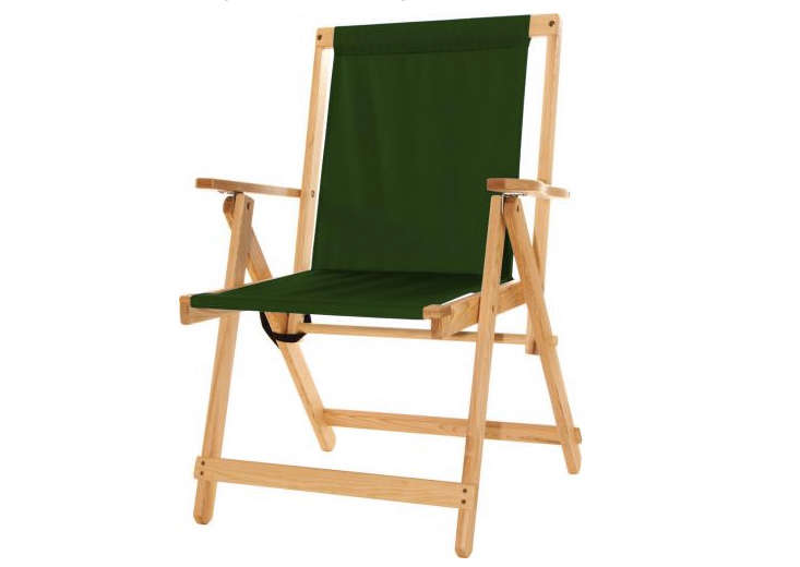 10 Easy Pieces: Folding Camp Chairs, From High To Low