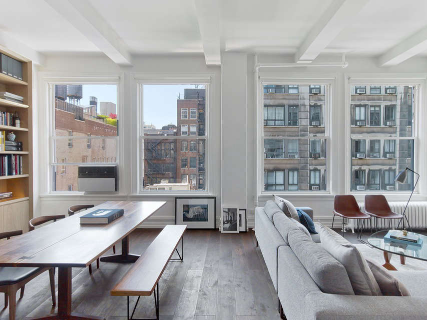 Appliances 4 attractive window air conditioners high to for Young interior designers nyc