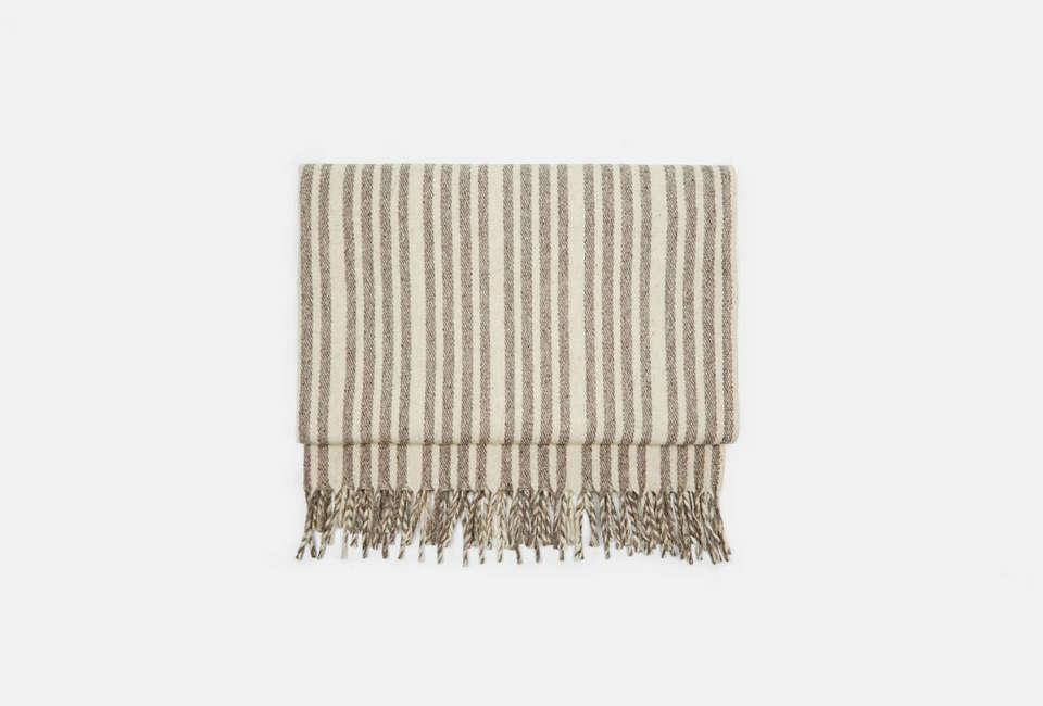 Mexchic Wool Marfa Blanket