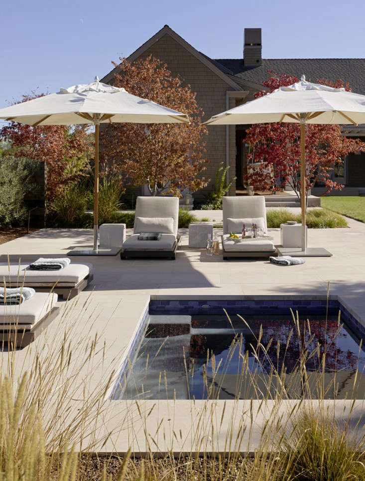 Swimming Pool Of The Week A Dive Into A Napa Valley