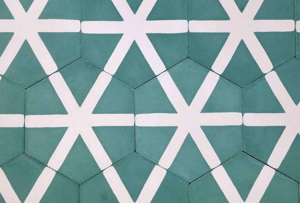New Cement Tile Patterns From Popham Design In Marrakech