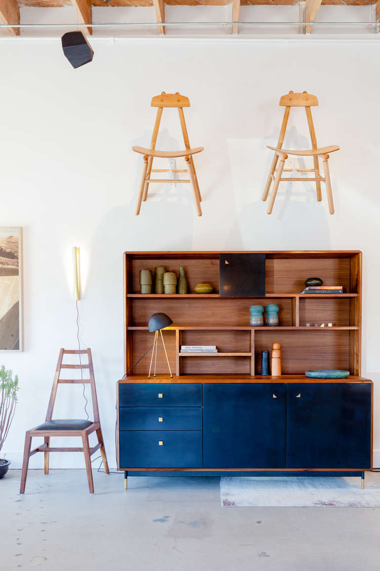 Sideboard Stahl shopper s diary luxury crafts at stahl band in venice ca