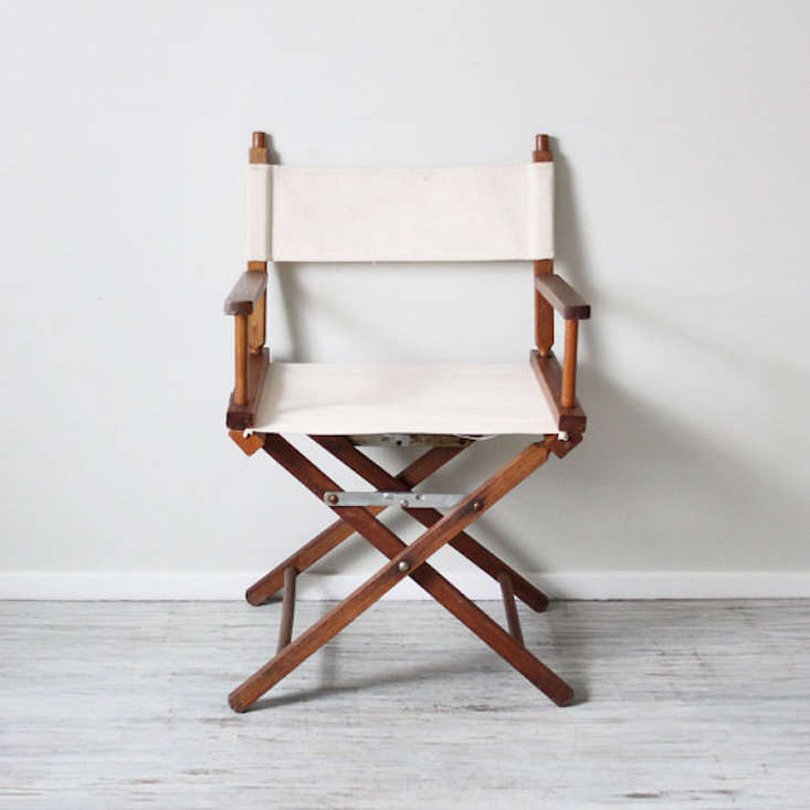 Director Style Lawn Chairs Tall Folding Directors Chair In