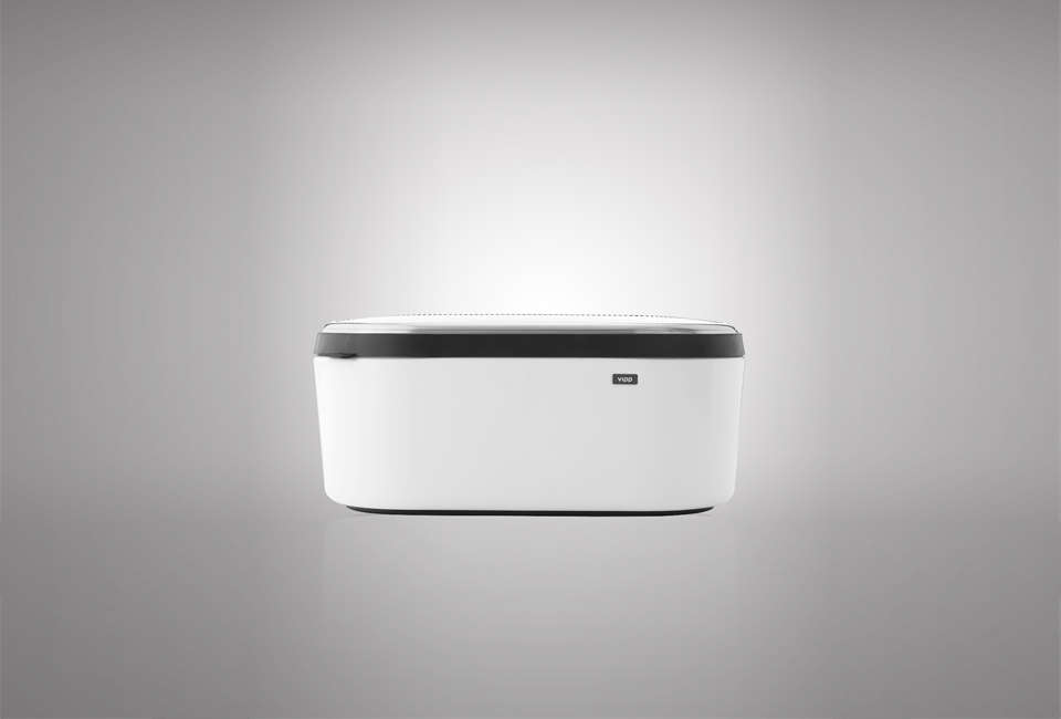 Vipp White Breadbox