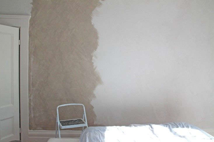Diy Project Limewashed Walls For Modern Times Remodelista