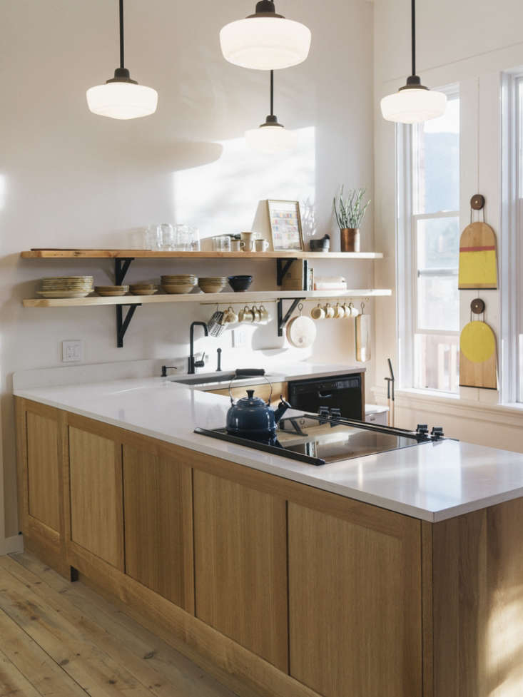Quartz Countertops Kitchen Of The Week A Communal Library At Jennings Hotel