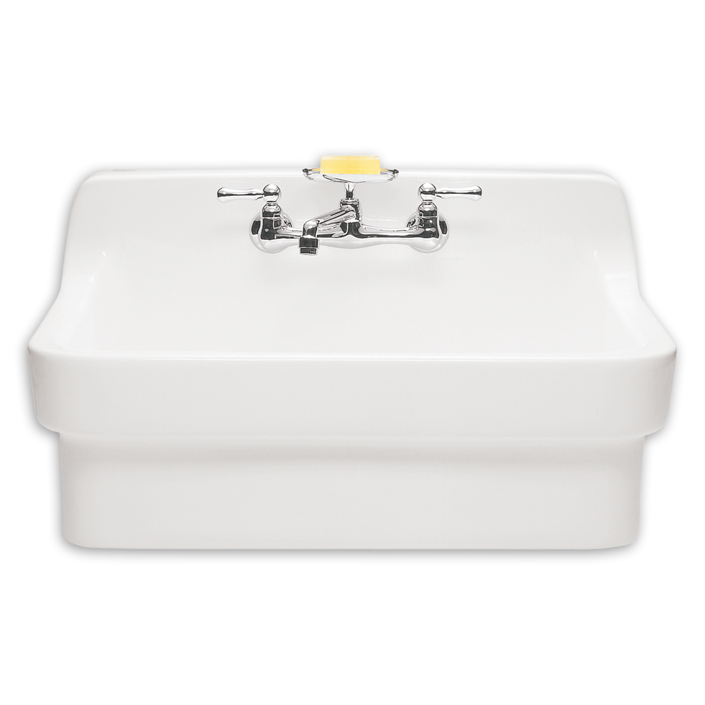 Utility Sink Sizes : 10 Easy Pieces: Wall-Mount Utility Sinks Gardenista: Sourcebook for ...