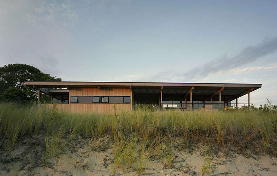 Modern Architecture Beach House 10 modern wood beach houses from the remodelista architect