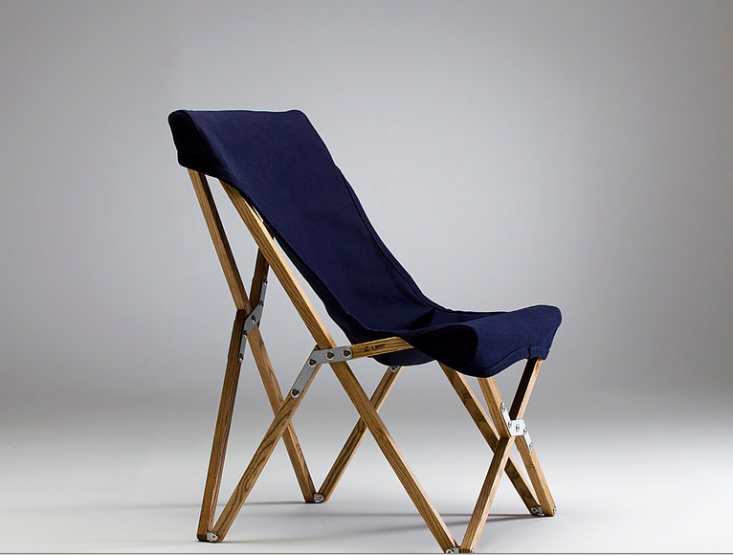 Object Of Desire Handmade Folding Camp Chair By A Mind