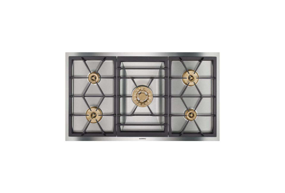 gaggenau vario 400 series vg491210ca gas cooktop remodelista. Black Bedroom Furniture Sets. Home Design Ideas