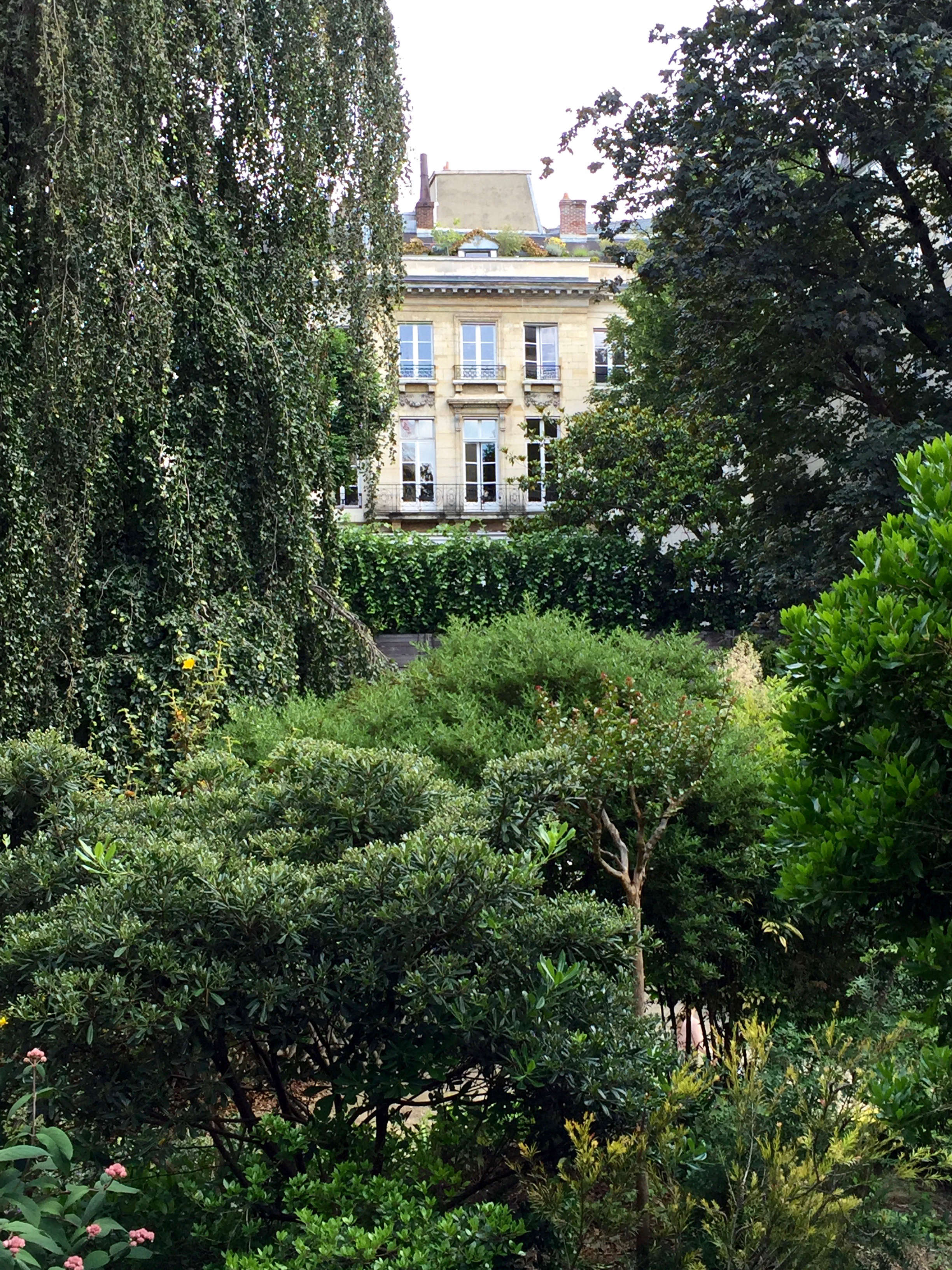 On The Street 10 Garden Ideas To Steal From Paris